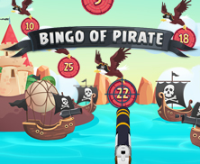 Bingo of Pirate